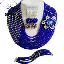 silver and royal blue wedding online get cheap jewelry wedding sets royal blue silver