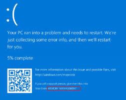 pubg bad module error fixed memory management bsod error on windows 10 driver easy
