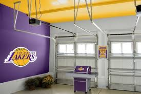 gear up with team colors remodeling design interiors garage