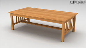Mission Sofa Table by Mission Tables