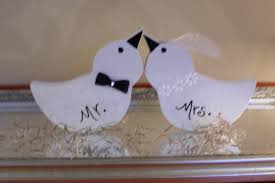 best bird wedding cake toppers with image 4 of 21
