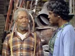 Aunt Esther Meme - throwback of the week fred vs aunt esther sanford and son video