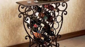 bar wine rack table bar furniture infatuate back bar furniture