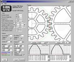Wood Design Software Free Download by Badog Gear Designer 100chf Allows You To Easily Add Standard Or
