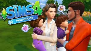 meet the hobbs family the sims 4 parenthood ep 1 youtube