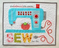 craft sew create doll quilt swap 14