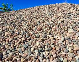 gravel u0026 river rock classic rock stone yard