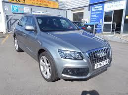 Audi Q5 60 Plate - used audi q5 2011 for sale motors co uk