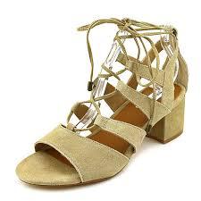 steve madden gold sandals new york steve madden brittaa women us