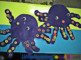 fruit loops and octopuses little running teacher