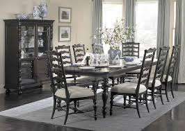 China Cabinet And Dining Room Set by Homelegance Jackson Park Vitrine China Cabinet 895 50