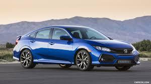 cars honda civic si wallpaper 2017 honda civic si sedan front three quarter hd wallpaper 33