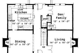 simple colonial house plans astounding center colonial house pictures best inspiration