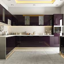 are high gloss kitchen cabinets expensive acrylic finish vs laminate finish select best for your