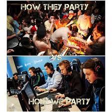 Meme Dota - gethashtags photo by majordotachannel how we party dota2