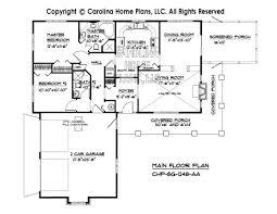 floor plans for small houses with 2 bedrooms small country ranch house plan chp sg 1248 aa sq ft affordable