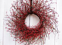twig wreath simple and very friendly home design by john