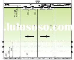 sliding glass door closer automatic door glass automatic door glass manufacturers in