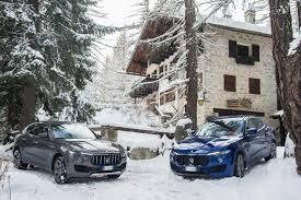 maserati road maserati winter tour kicks off the exclusive tour visits the most