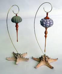 ian woodford sea urchin ornaments hshire woodturners
