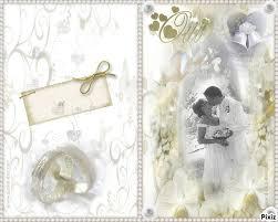 carte mariage montage photo faire part mariage pixiz
