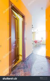 kitchen and dining room corridor kitchen dining room stock photo 590110469 shutterstock
