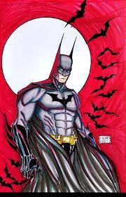 batman color metaworks deviantart