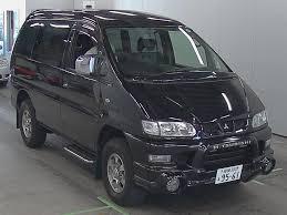 mitsubishi delica space gear j spec imports