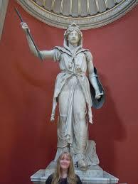 greek goddess statue by darkpriestess111804 on deviantart