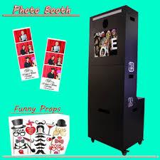 photo booth machine 19 inch monitor photo booth photo printing vending machine