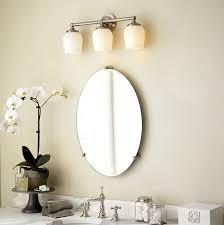 oval pivot bathroom mirror pivot mirrors for bathroom vanities decoration remarkable tilting