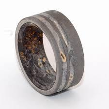 titanium wedding bands minter richter titanium rings unique wedding rings minter