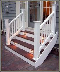 Composite Patio Pavers by Best 25 Patio Stairs Ideas On Pinterest Front Stairs Deck