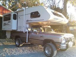Dodge 1500 Truck Camper - feedback from truck camper owners wanted please dodge cummins
