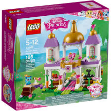 Pumpkin Palace Pet Plush by Lego Disney Princess Palace Pets Royal Castle 41142 Walmart Com