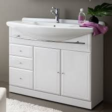44 bathroom vanity cabinet with adelina inch mirrored white