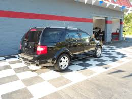 Ford Freestyle Car 2006 Ford Freestyle 3rd Row Seating Buffyscars Com