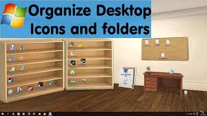 Cool Desk Organizers by Best Windows 10 Desktop Organizer Wallpaper Ever Youtube