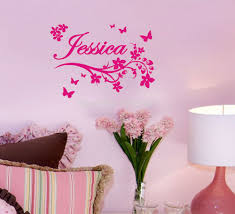 online get cheap curl free package aliexpress alibaba group custom name flowers wall sticker curls butterfly decoration pattern vinyl quote art nursery decal bedroom decor