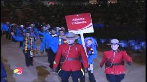 special olympics canada winter opening