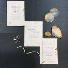 wedding invitations kerry gold marble wedding invitations and stationery in kerry ireland