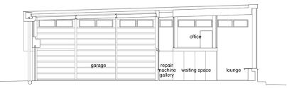 future scape architects mederu auto repair shop