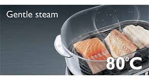 cuisine vapeur douce aluminium collection cuiseur vapeur hd9160 00 philips