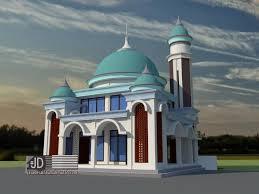 design masjid indah jasa arsitek profesional jasa desain rumah villa hotel lanscape murah