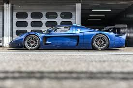 maserati mc12 race car official maserati mc12 vc by edo competition reverse