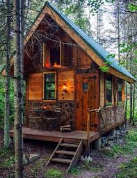 Cool Small Homes Best 20 Tiny Log Cabins Ideas On Pinterest Tiny Cabins Log