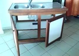 meuble sous evier cuisine conforama meuble sous evier de cuisine great meuble sous evier bois massif