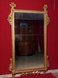 antiker spiegel gold spiegel u0026 rahmen louis xvi antiken in france