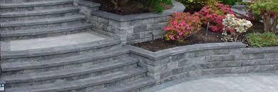 northwest landscape u0026 stone supply concrete wall block