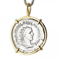 coin jewelry necklace images Roman coin jewelry jpg